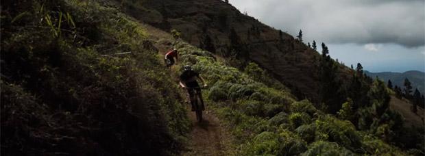 Rodando por los senderos de Jamaica con Matt Hunter y compañía