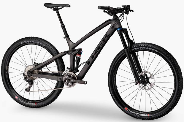 Trek Fuel EX 27.5 Plus, ruedas gordas para la doble más polivalente del fabricante