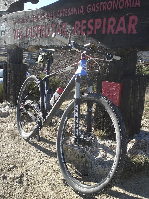 La foto del día en TodoMountainBike: 'Tres verdades sobre una bicicleta...'
