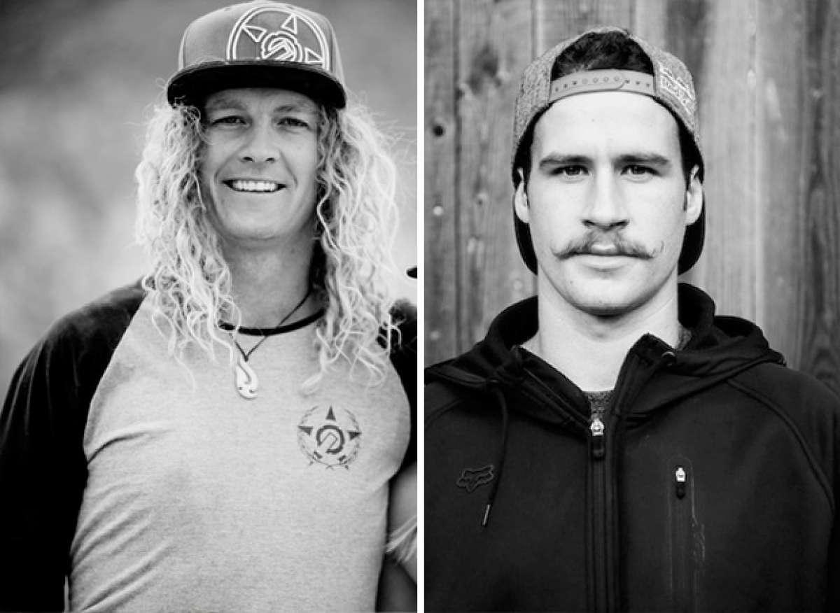 Tributo a Kelly McGarry y Steve Smith, dos grandes leyendas del mundo del DH y el Freeride