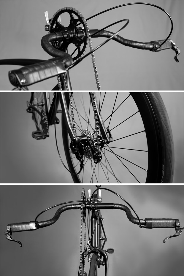 En TodoMountainBike: TwiCycle, una bicicleta con doble sistema de transmisión para pedalear con las piernas... y los brazos