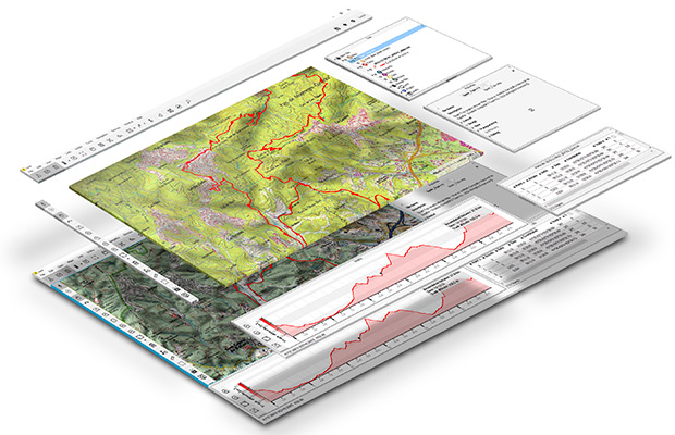 TwoNav Land 8, nueva versión para el software de actividades outdoor más vendido