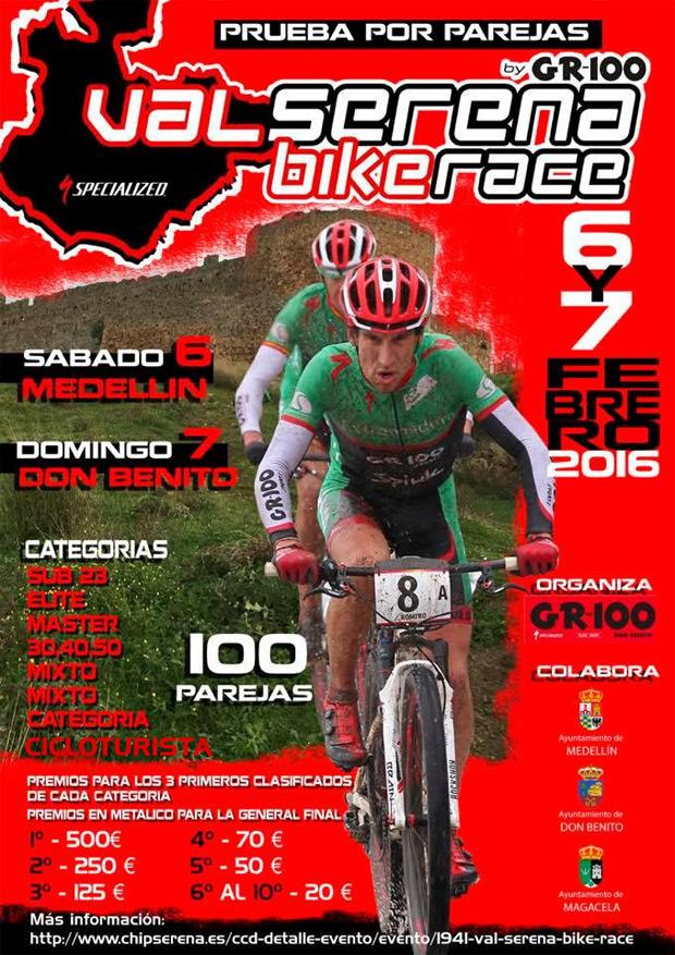 Val Serena Bike Race, la primera prueba por etapas para bicicletas de montaña en Extremadura