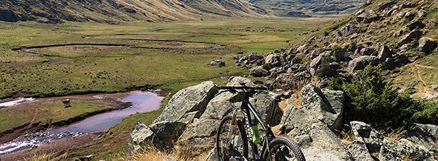 La foto del día en TodoMountainBike: 'Valle de Hecho'