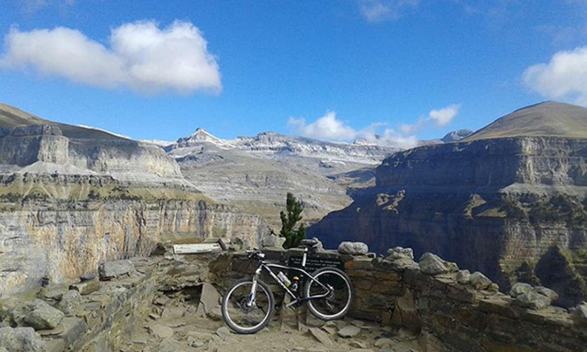 La foto del día en TodoMountainBike: 'Valle de Ordesa'