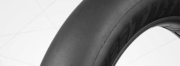 Apache Fatty Slick, los nuevos neumáticos lisos de Vee Tire Co. para 'Fat Bikes'