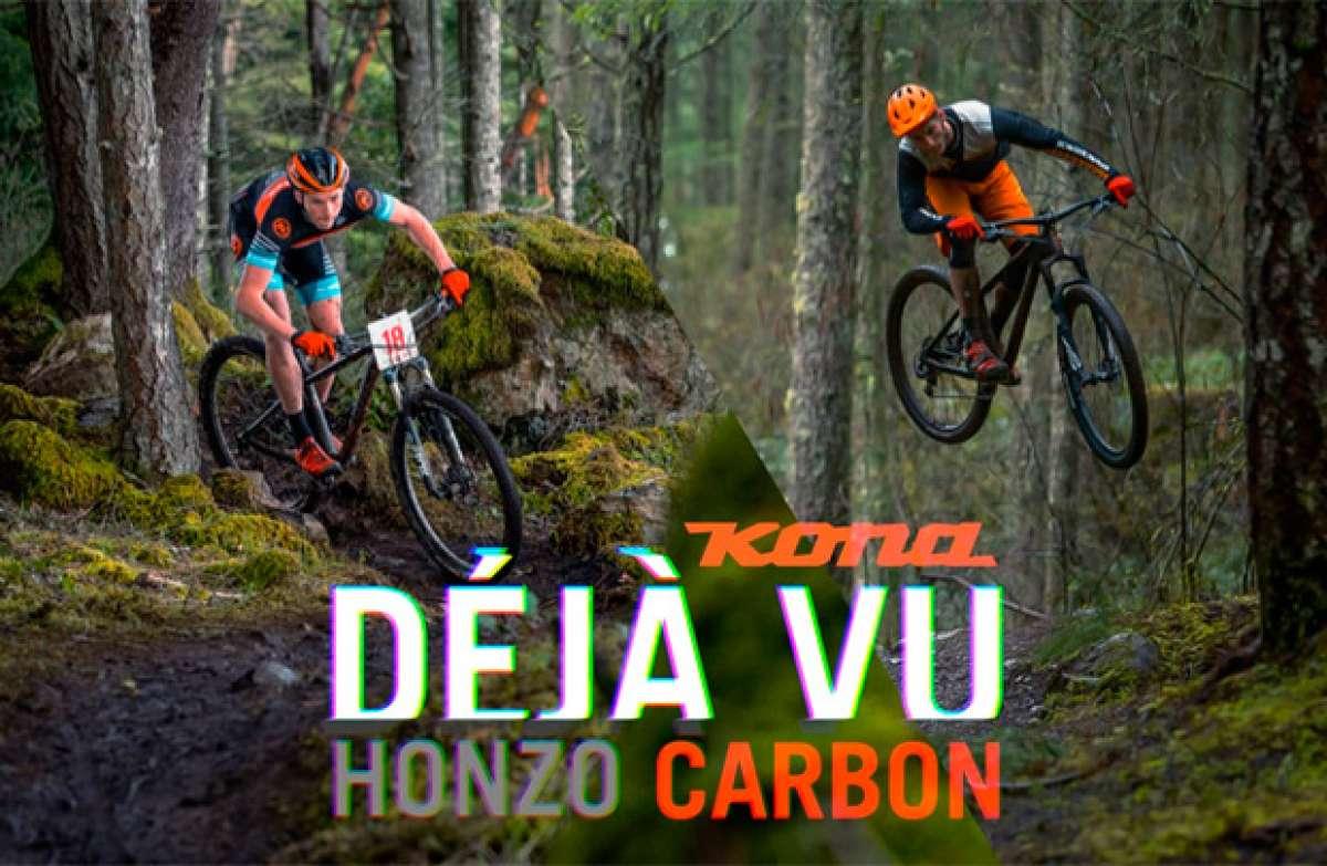 Kona Honzo Carbon 2017, una rígida con doble intencionalidad