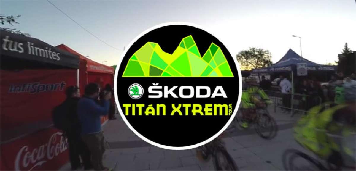 Vídeo promocional del Skoda Titán Xtrem Tour 2016