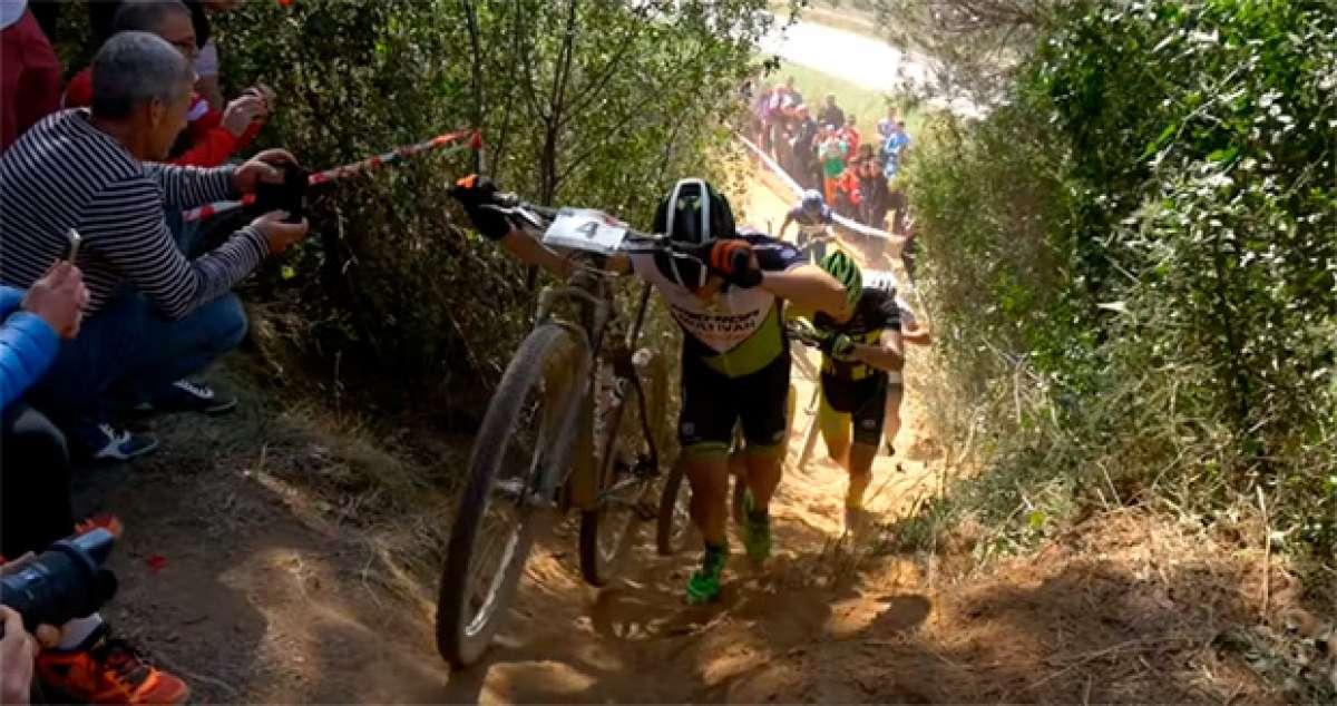 La Copa Catalana Internacional BTT Biking Point 2016, en vídeo