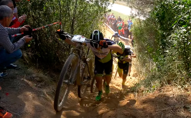 La Copa Catalana Internacional BTT Biking Point 2016, en vídeo