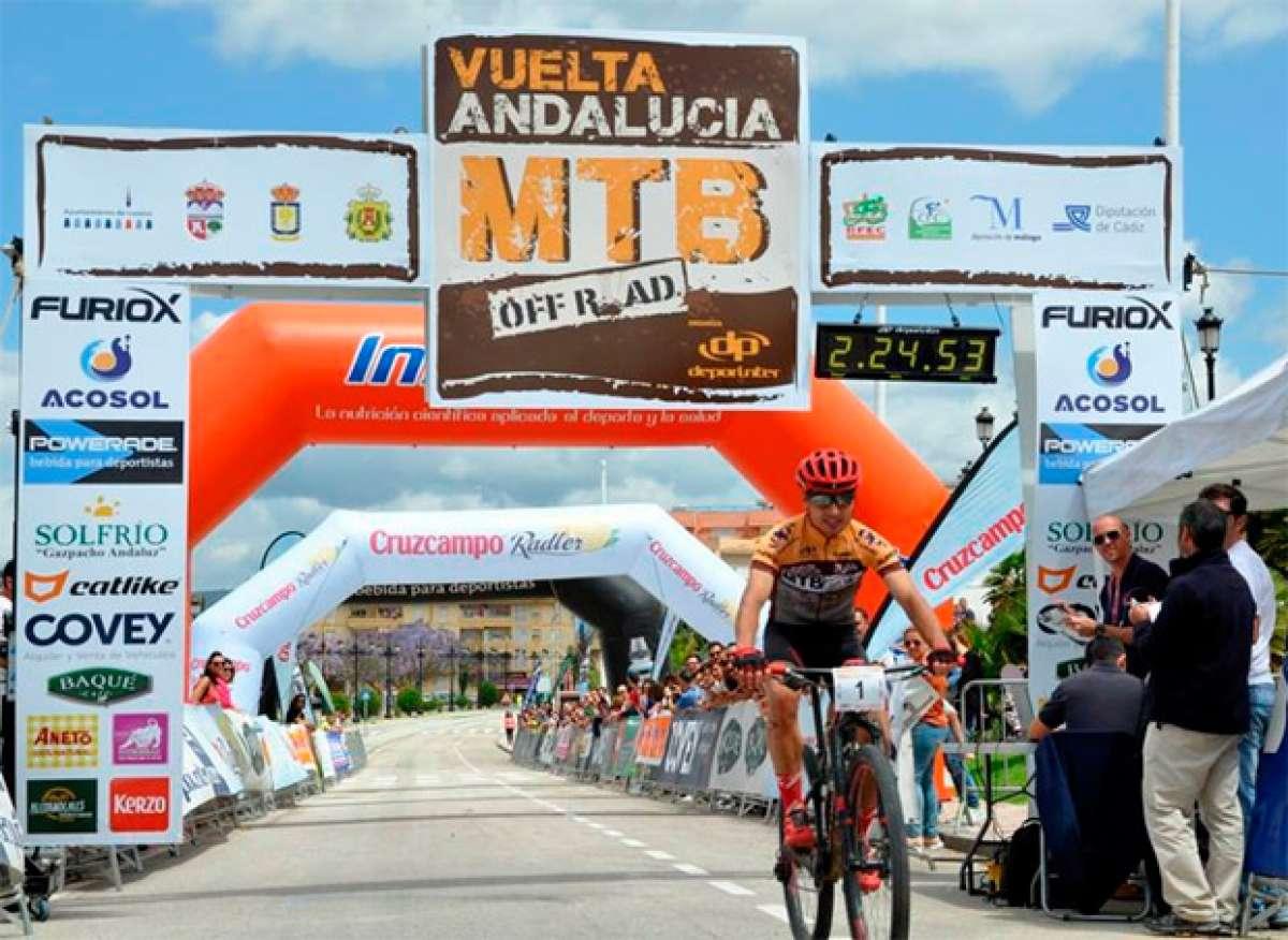 Así fue la Vuelta Andalucía MTB 2016