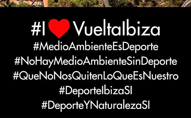 La Vuelta a Ibiza BTT, declarada prueba de interés turístico para asegurar su continuidad