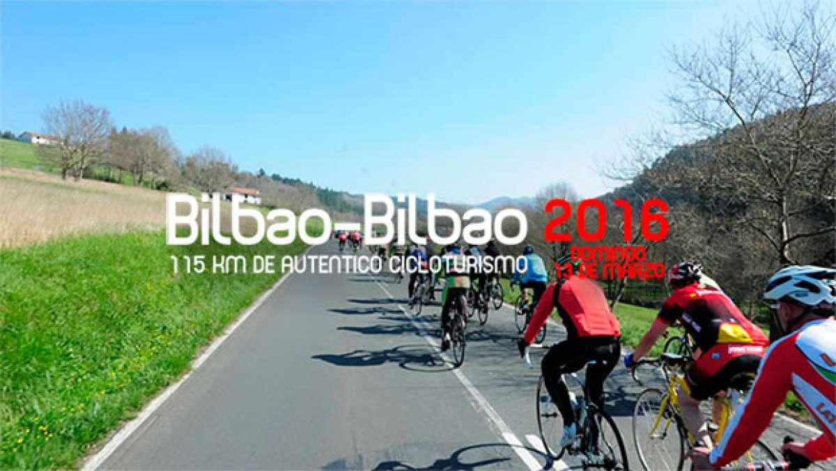XXVIII Marcha Bilbao-Bilbao, fiesta internacional del cicloturismo