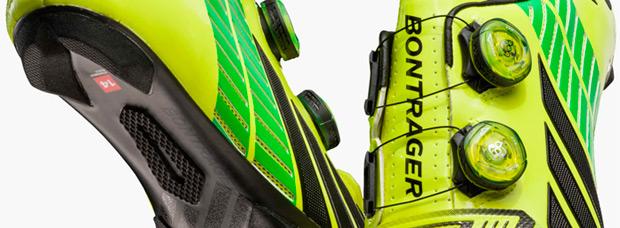 Bontrager XXX LE MTB, una edición limitada para las mejores zapatillas de la firma