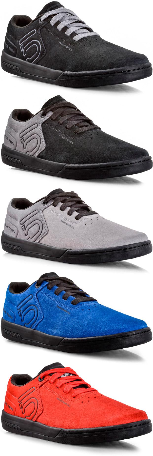 Nuevas zapatillas Five Ten Signature Danny MacAskill