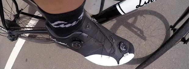 Lintaman, zapatillas de ajuste perfecto para ciclistas