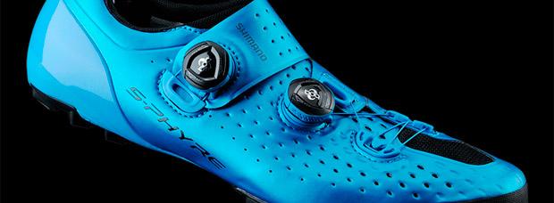 Shimano S-Phyre XC9, las zapatillas más avanzadas de la marca nipona