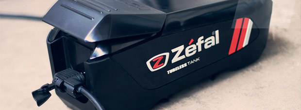 Zéfal Tubeless Tank, un depósito de aire presurizado para talonar cubiertas tubelizadas