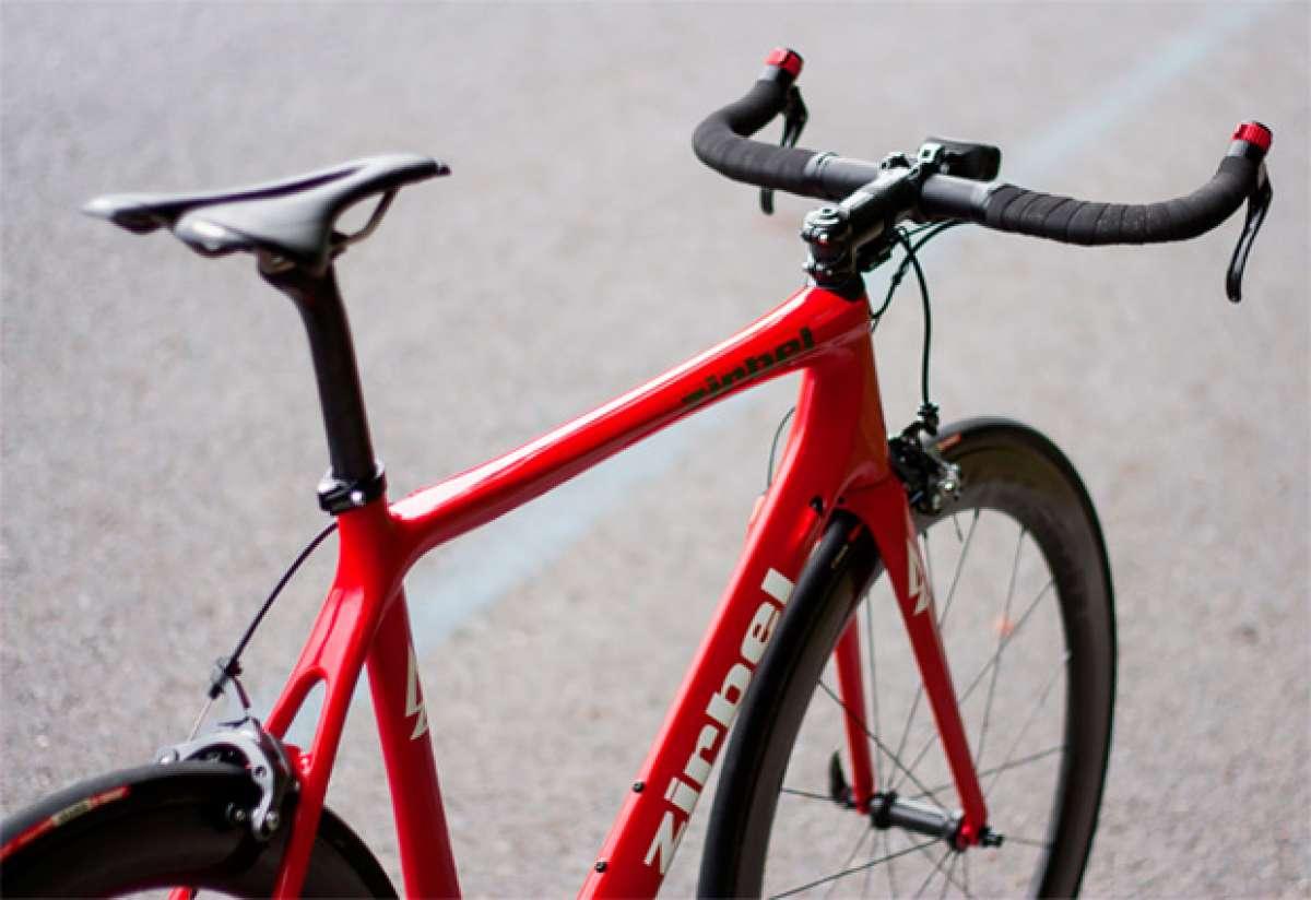 """Zirbel Shifter, un mando """"Grip Shift"""" para bicicletas de carretera y CX"""