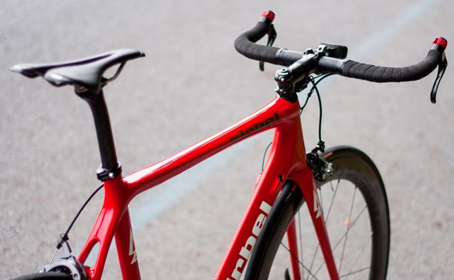 Zirbel Shifter, un mando 'Grip Shift' para bicicletas de carretera y CX