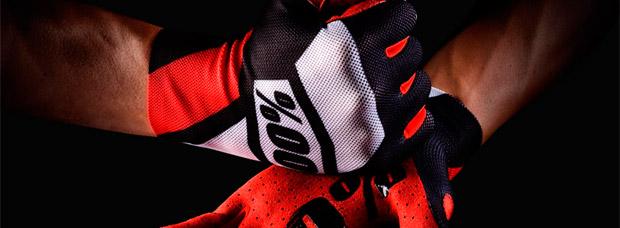 100% Celium, los guantes perfectos para ciclistas que odian los guantes