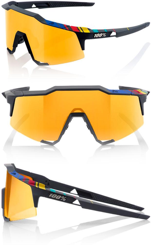 En TodoMountainBike: A la venta las gafas 100% Speedcraft Soft Tact Peter Sagan Edition
