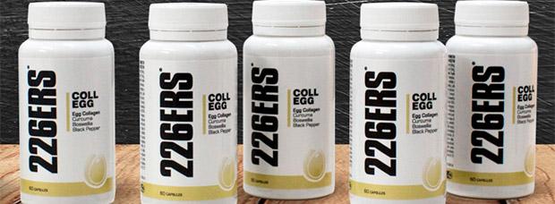 226ERS Coll-Egg, nuevas cápsulas para el cuidado de las articulaciones