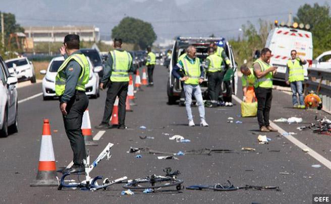 Comisión urgente de Seguridad Vial para aprobar un Plan Especial de Protección para ciclistas en España
