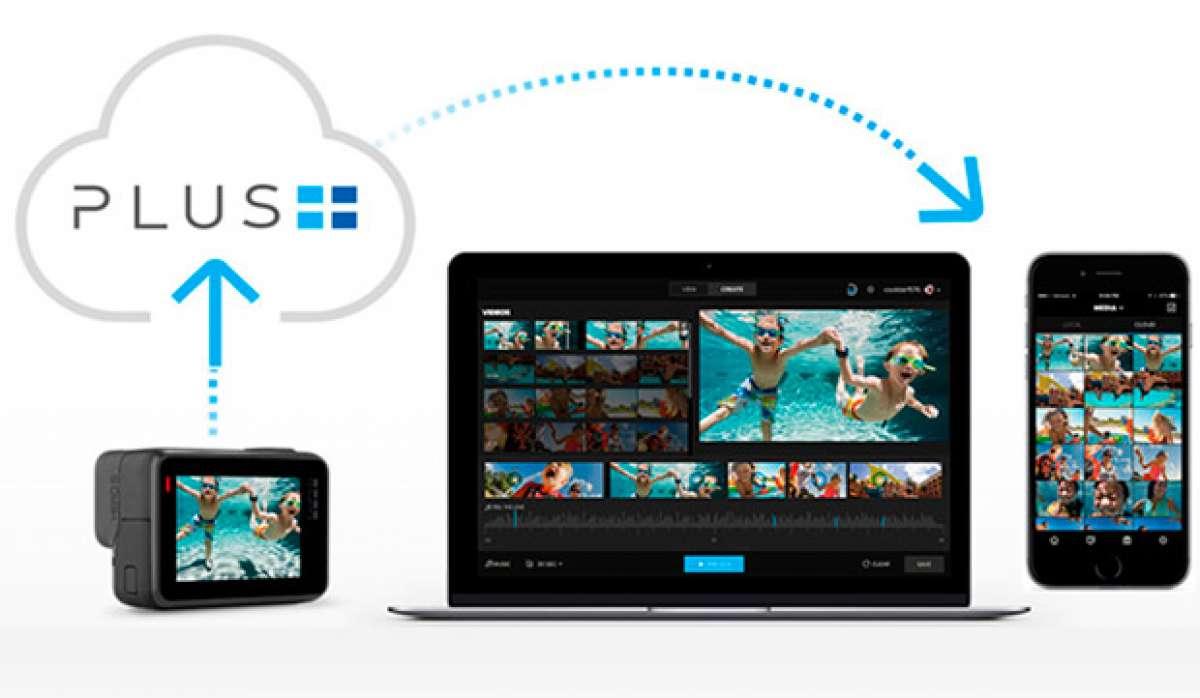 Actualización para las aplicaciones GoPro Quik y Capture, y servicio GoPro Plus ya disponible en Europa