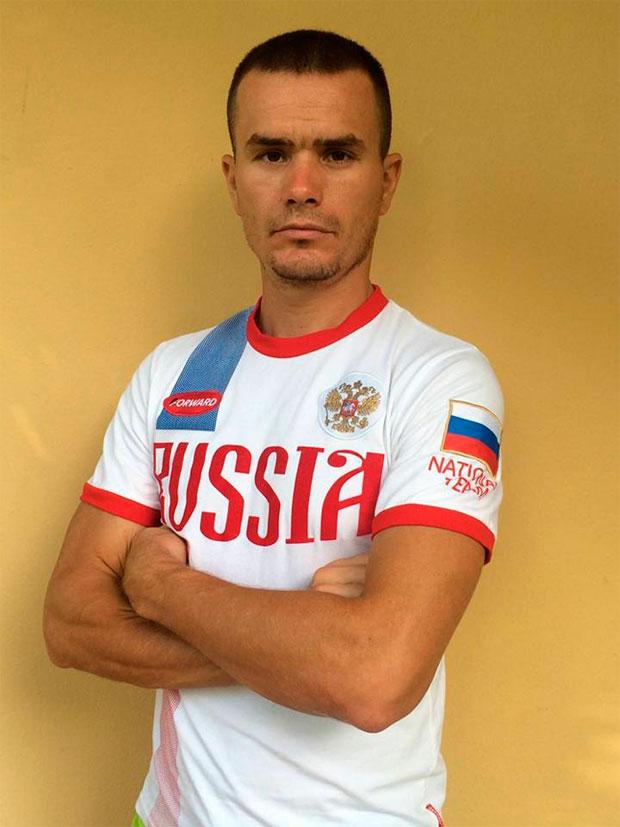 Alexey Medveded, corredor del Trek-Selle San Marco, suspendido dos años por dopaje