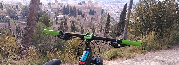 La foto del día en TodoMountainBike: 'Alhambra de Granada'