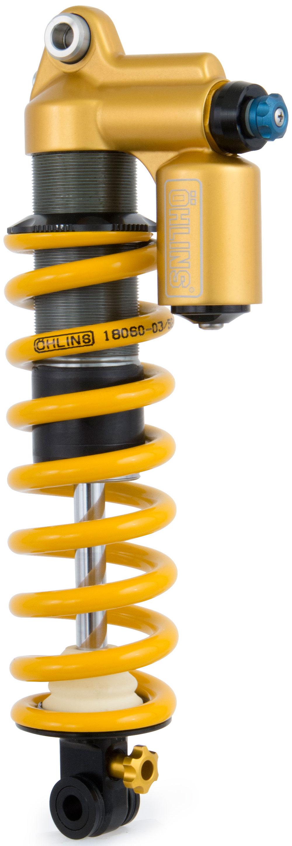 En TodoMountainBike: Öhlins TTX 22M, un amortiguador para llevar la suspensión de la bicicleta a otro nivel