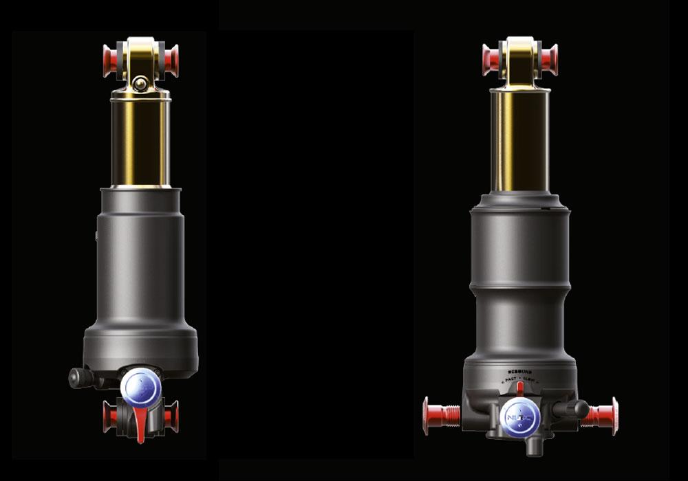En TodoMountainBike: Los amortiguadores métricos y el anclaje Trunnion: todo lo que hay que saber