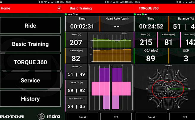 Nueva aplicación móvil Rotor Power para exprimir al máximo las bielas 2INpower