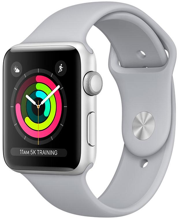 En TodoMountainBike: Apple Watch Series 3: 4G LTE, altímetro barométrico, GPS, funciones de entrenamiento exclusivas y mucho más