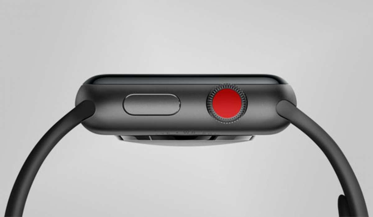 Apple Watch Series 3: 4G LTE, altímetro barométrico, GPS, funciones de entrenamiento exclusivas y mucho más