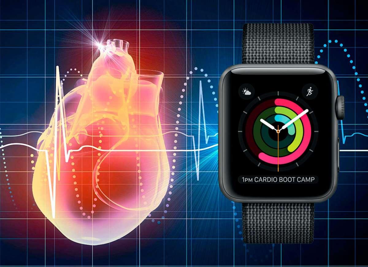 Un electrocardiógrafo en la muñeca para la cuarta generación del Apple Watch