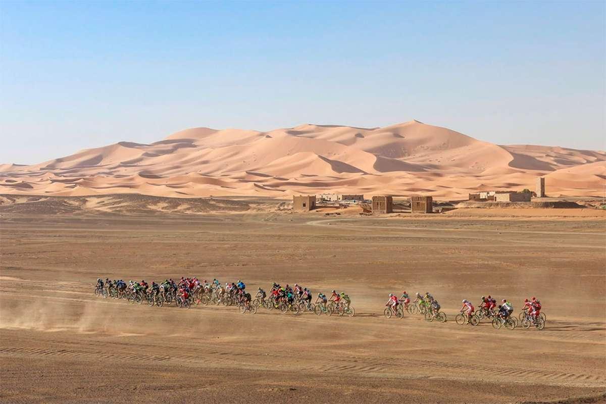 A.S.O., la empresa propietaria del Tour de Francia, adquiere el 50% de la Titan Desert