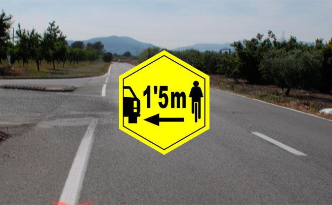 Detenida en Alicante una conductora borracha y sin carné tras atropellar a un ciclista y darse a la fuga