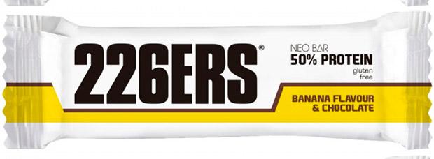 Sabor banana con cobertura de chocolate para las barritas proteicas 226ERS Neo-Protein