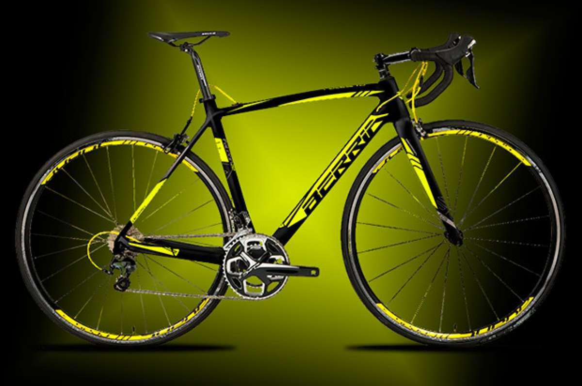 Berria Falcon Sport 9 Limited, una exclusiva bicicleta para iniciarse en el asfalto