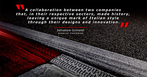 En TodoMountainBike: Bianchi y Ferrari unen fuerzas para crear una completa gama de bicicletas de alto rendimiento