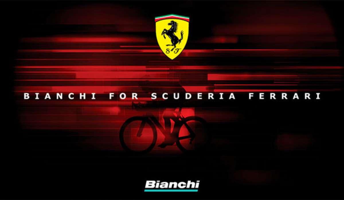 Excelencia italiana por partida doble con la Bianchi SF01 for Scuderia Ferrari