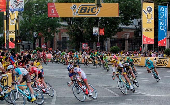 BIC, patrocinador oficial de La Vuelta a España por tercer año consecutivo