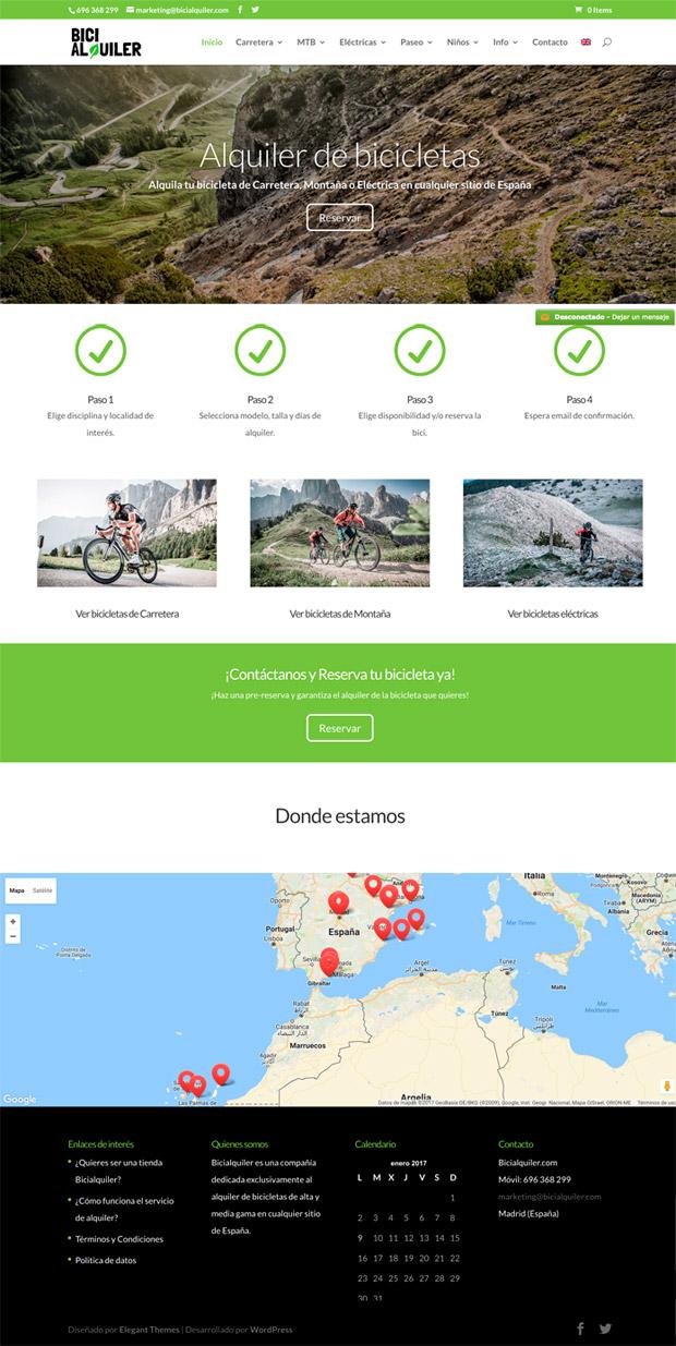 Bicialquiler, la primera plataforma de alquiler de bicicletas a través de tiendas físicas en España