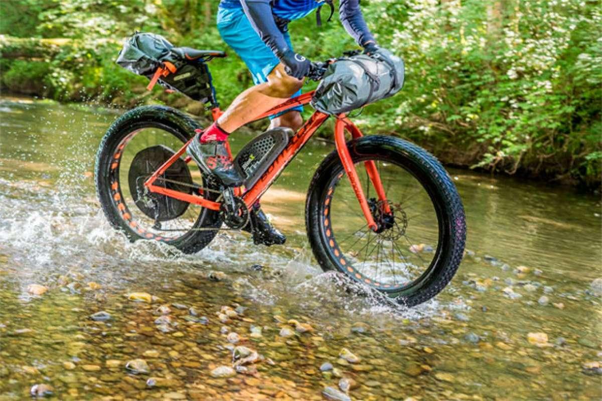 ¿Problemas de pedaleo con una Fat Bike? Llega el kit de conversión a eléctrica BionX D-Series para ruedas gordas