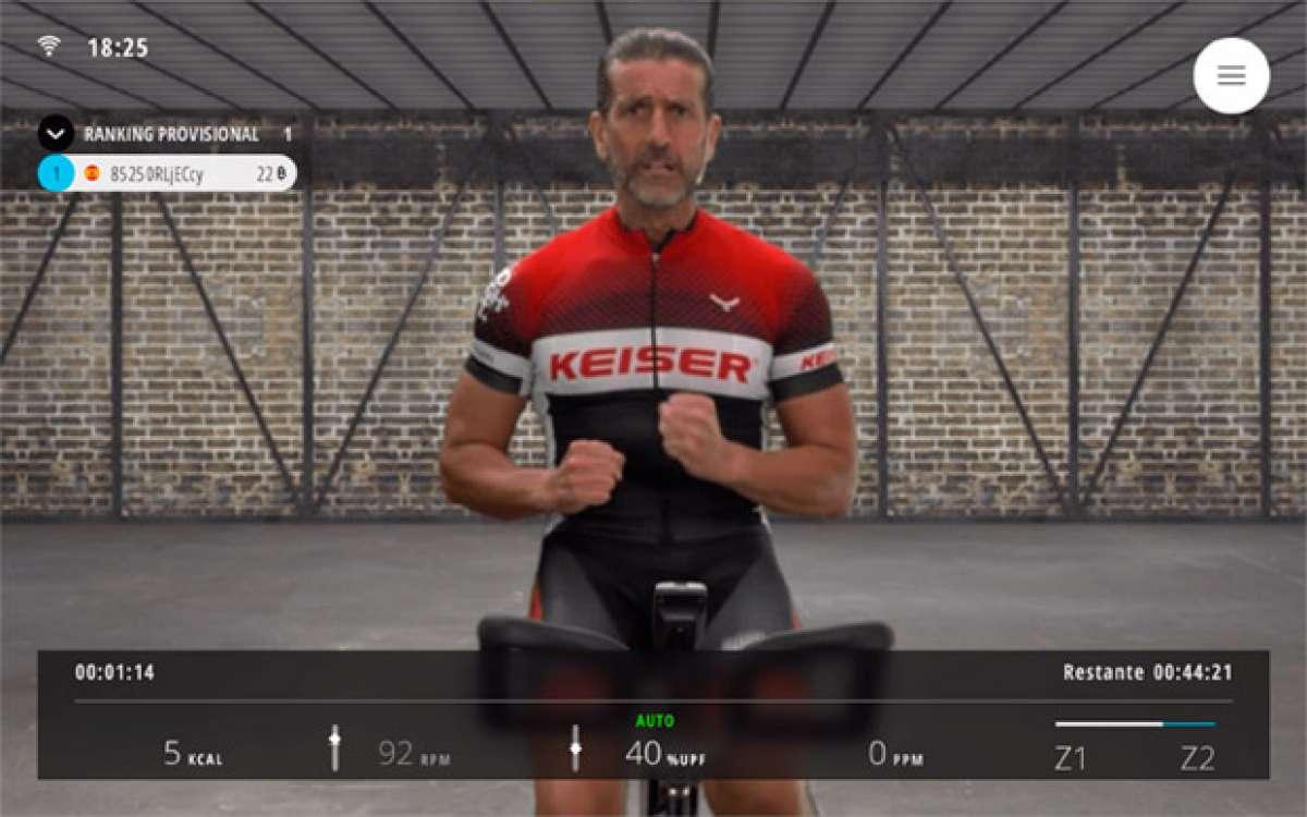 Bkool Fitness Home, auténticas clases de ciclismo indoor sin moverse de casa