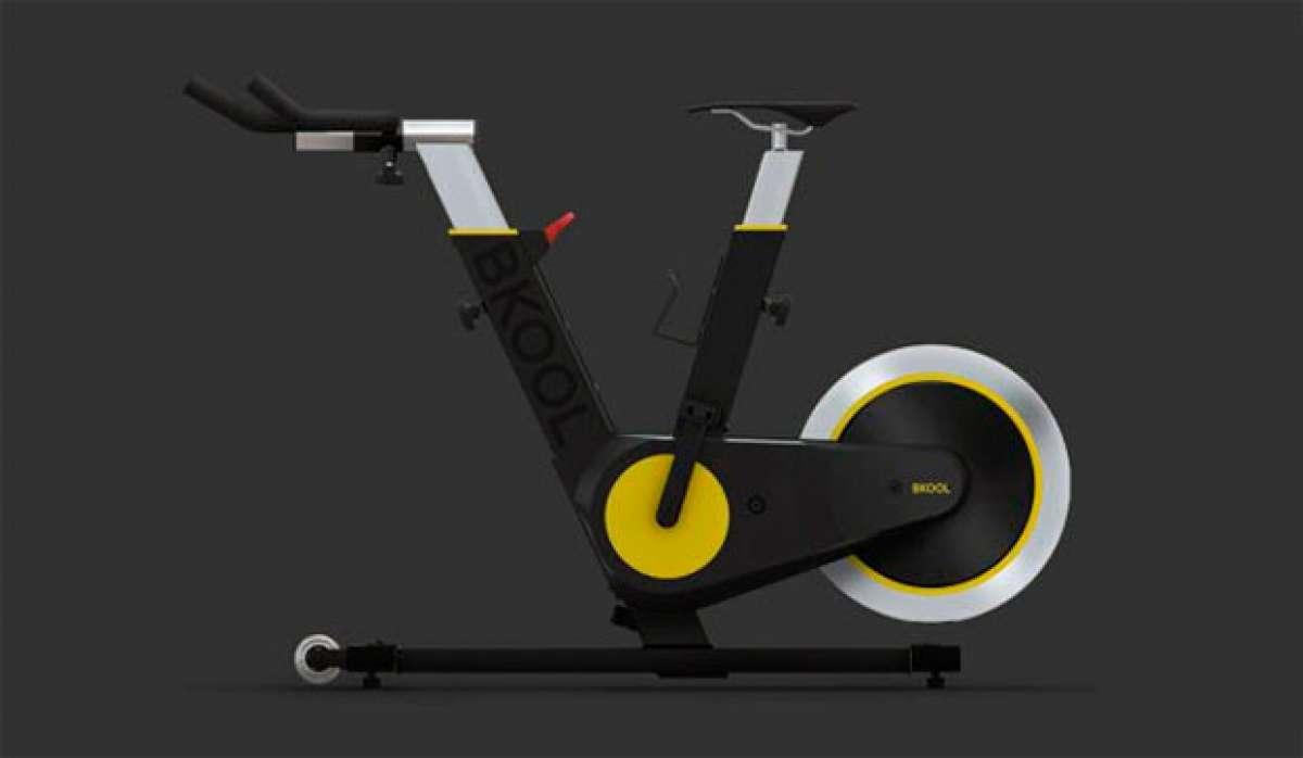 Bkool Smart Bike, toda la tecnología de la marca integrada en una avanzada bicicleta estática