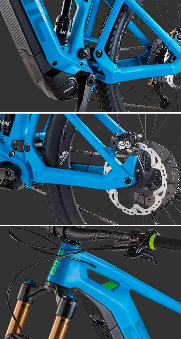 En TodoMountainBike: BMC Trailfox AMP 2018, una bicicleta eléctrica para subir y bajar sin preocuparse por nada más