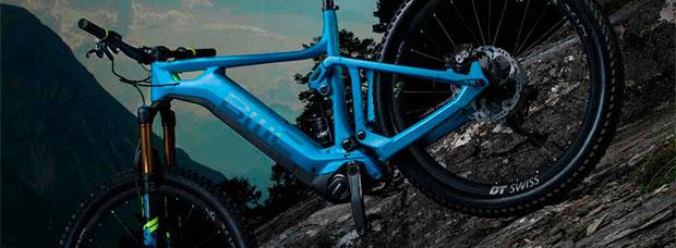 BMC Trailfox AMP 2018, una bicicleta eléctrica para subir y bajar sin preocuparse por nada más